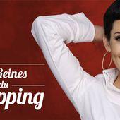 """""""Chic en doré ou en argenté"""" dans Les Reines du Shopping cette semaine sur M6 (nouveauté) - Elkalin. Couture, broderie main et machine."""