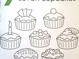 Compter en anglais english book coloring pages, numbers activity, learning to count, collection-  édition Roger Priddy books, sur charlotteblabla blog
