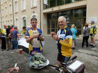 Randonnée 2015 du souvenir Jean-Claude Bernard