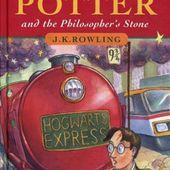 Harry Potter à l'école des sorciers de J.K. Rowling - L'Odyssée Littéraire d'Evy