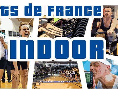 Championnat de France Aviron INDOOR - et de 4 !