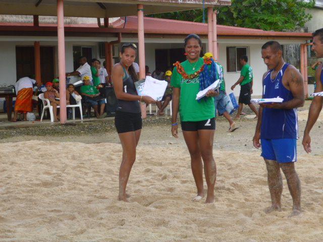 Des festivités à 200 jours de l'ouverture des mini-jeux du pacifique à Wallis et Futuna ont été organisées le dimanche 03 février 2013. Quelques photos de la journée
