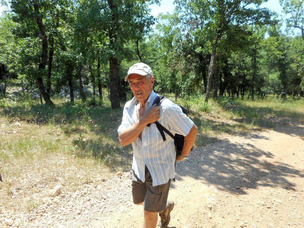 """Rando du 19/06/2017 """"Plateau de Siou Blanc, Aiguilles de Valbelle"""""""