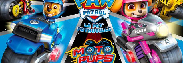 La Pat'Patrouille passe à la moto dès demain dans TFOU