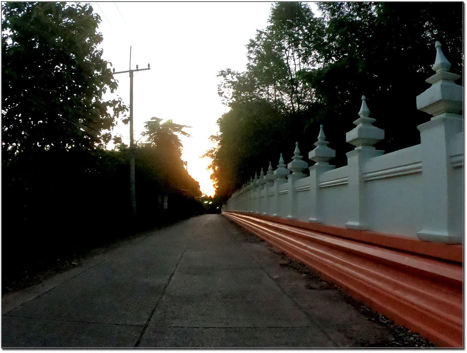 Le temple de la forêt (Thaïlande, Khon Kaen)