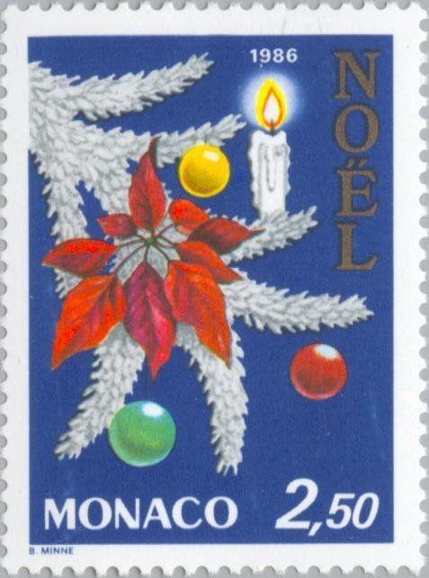 Le poinsettia (Etoile de Noël)