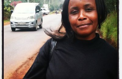 """AU """"COEUR"""" DE L'AFRIQUE... NAIROBI"""
