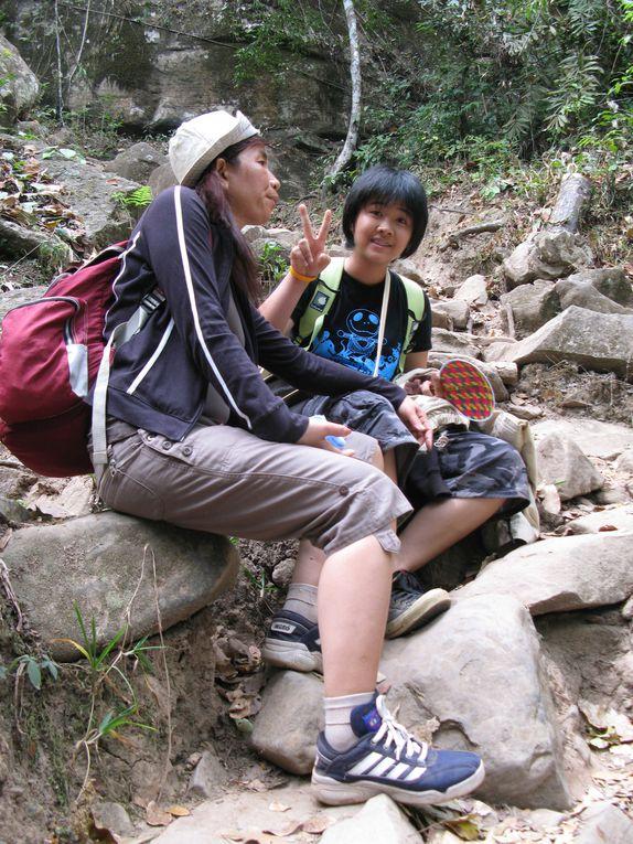 Superbe parc national situé dans la province de Loei et facilement accessible depuis Khon Kaen, mais réservé aux marcheurs un peu entrainé. Partez de bonne heure et évitez les grosses chaleurs entre avril et mai. Le parc est fermé de juin à fi