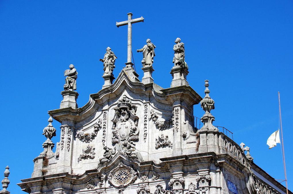 Praçia da Liberdade & Eglise des Carmémites