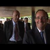 """Jacques Chirac : """"Je voterai pour Fr. Hollande"""""""