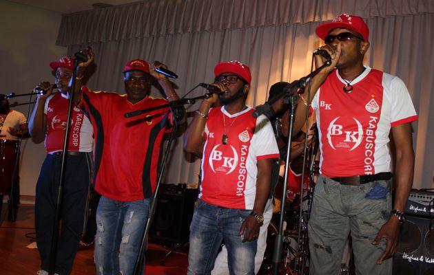 """RIVE KONO em Angola para criar a banda """"Ango-Música"""""""