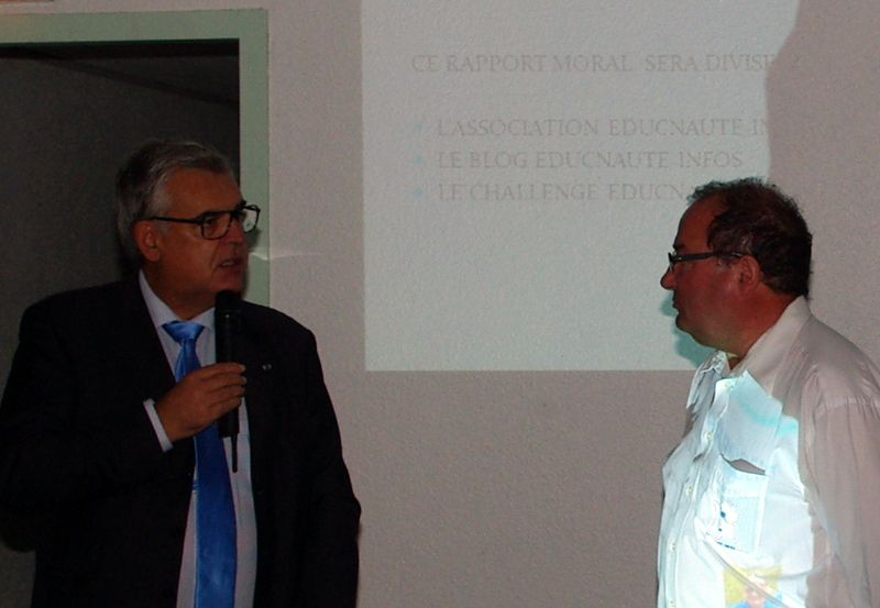 L'Association EDUCNAUTE-INFOS en pleine évolution: ses nouveaux statuts, et son nouveau fonctionnement ...