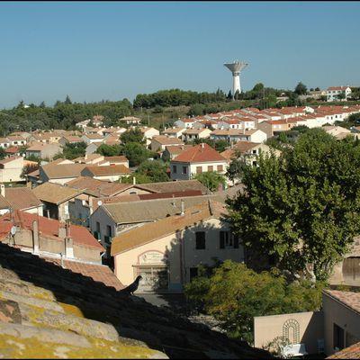 Les toits de Portiragnes...(Redif.)