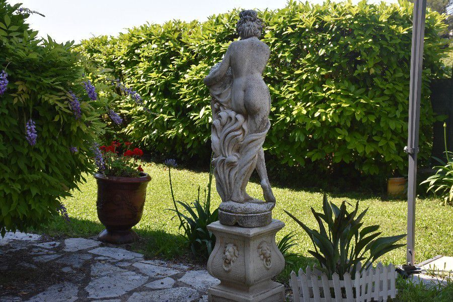 ONCE UPON A TIME…..A GARDEN ON THE FRENCH RIVIERA