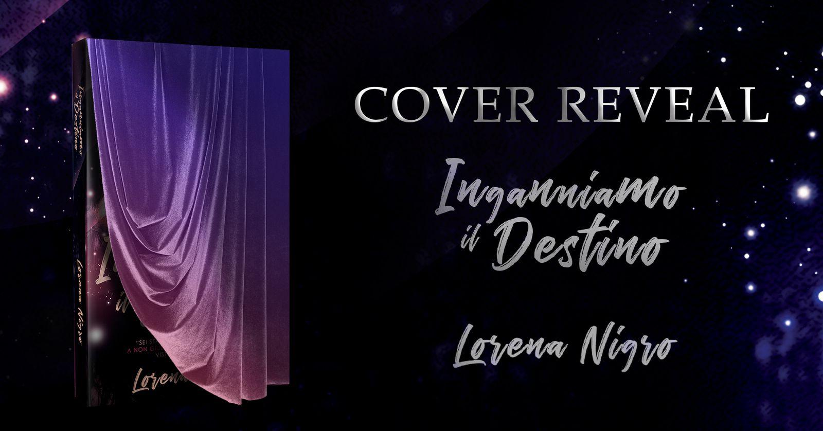 Cover Reveal Inganiammo il destino