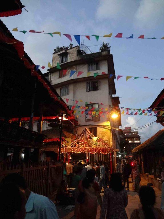 Album - 03. Nepal - Katmandou et le début de l'ascension