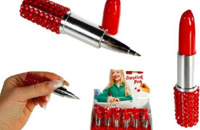 le stylos magique rouge à lèvre du site cadeaussimo