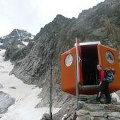 Mont Dolent - arête Gallet - AD + III - Le Petit Alpiniste Illustré by Apoutsiak