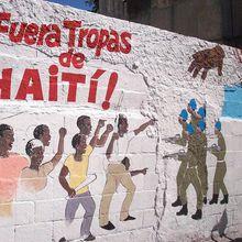 Uruguay: Que el pueblo haitiano lo sepa, a pesar de nuestra vergüenza ajena