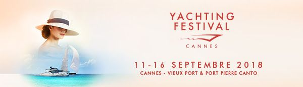 J-8 avant l'ouverture du 41e Yachting Festival de Cannes !