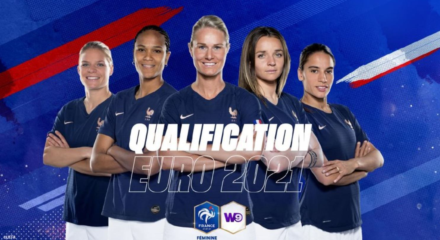 Serbie / France (Qualif. Euro 2021 Dame) en direct vendredi sur W9 !