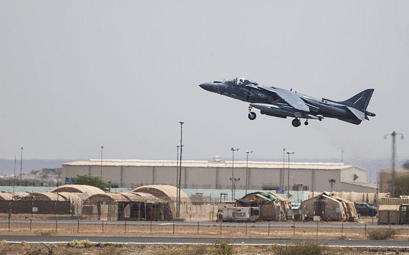 A la suite de deux accidents, les Etats-Unis stoppent certaines opérations aériennes depuis Djibouti