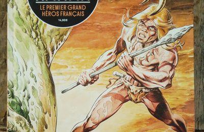 Les Cahiers de la BD Hors série n° 4  - Rahan : le premier grand héros français (2019)