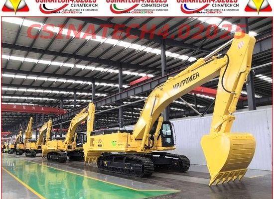 MAISBOER MACHINERY: haut de gamme et high-tech.