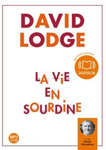 La vie en sourdine de David Lodge (livre audio)