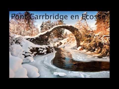 19 ponts mystérieux et magnifiques