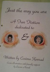 Just the way you are - A fanfiction of figure skating
