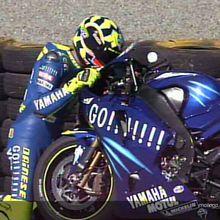 « Ma meilleure course », Rossi : Welkom 2004