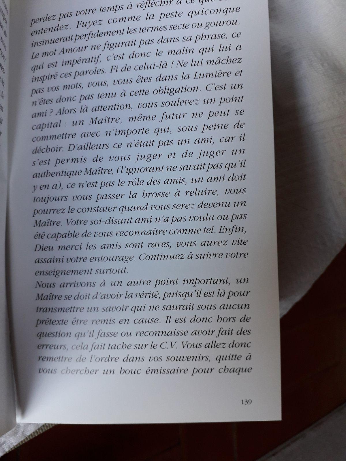 Suite Pluie de Poussières d'Etoiles, page 136 à 139