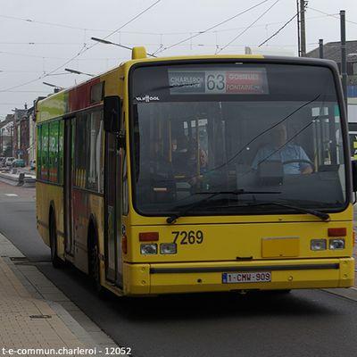 7269 - 7273 : Van Hool A330