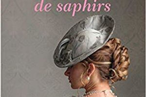 POUR UN COLLIER DE SAPHIR - Patricia Hagan