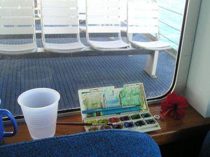 Carnet de voyage en Australie.
