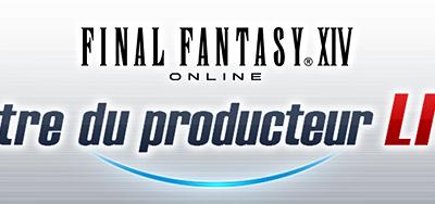 Les Live letter de Final fantasy XIV