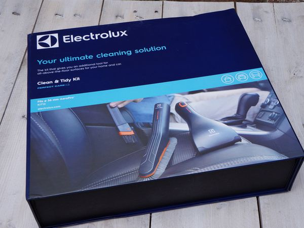 Test'Ours : Le Silent Performer Electrolux (Nouvelle version)