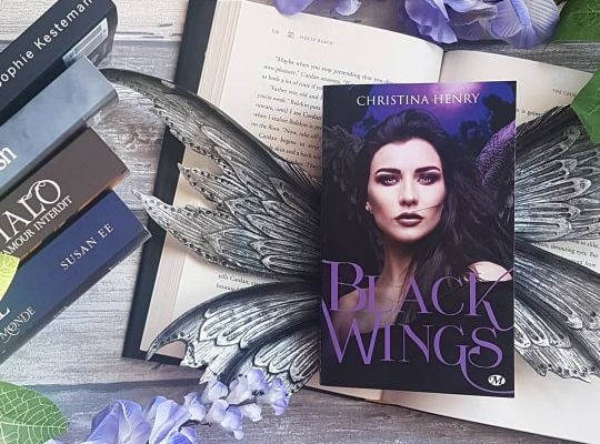 Black Wings, tome 1 : black wings - Christina Henry
