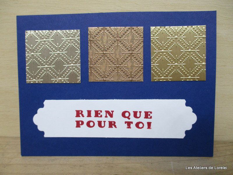 Mini carte graphique