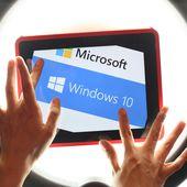 Windows 10 amorce la conversion des apps Win32 en titres universels