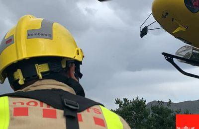Pyrénées : disparition d'un randonneur français, un corps retrouvé à Bausen en Val d'Aran