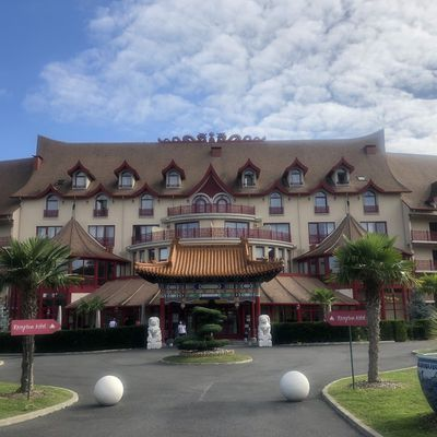 Hôtel Les pagodes de Beauval