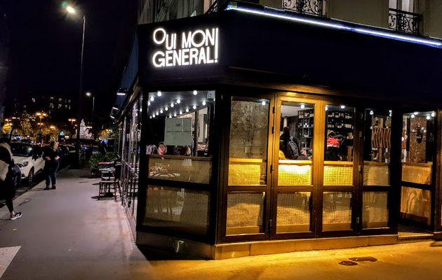 Oui, mon Général ! (Paris 7) : Le nouveau QG des gourmands du 7ème arrondissement