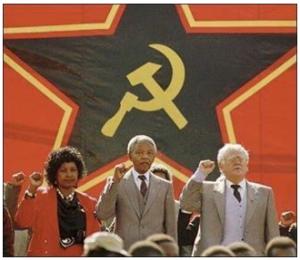 Le Parti communiste sud-africain salue le « camarade » Mandela et ... confirme qu'il était membre du Parti dans les années 1960