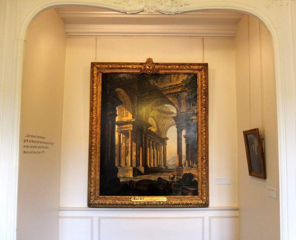 Pierre-Antoine Demachy, témoin méconnu au Musée Lambinet