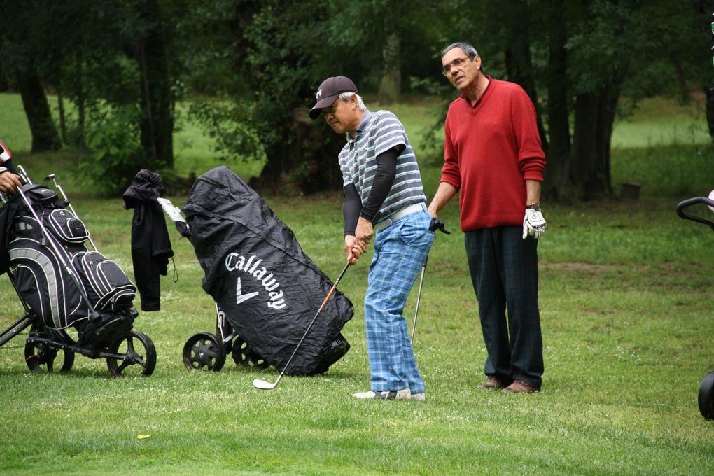 Photos Cevenol Golf Open Tour 2013 Ribaute