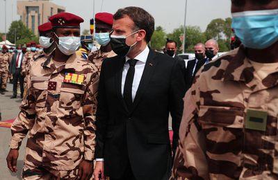 Le retrait partiel du contingent tchadien: un coup dur pour Emmanuel Macron (Mondafrique)