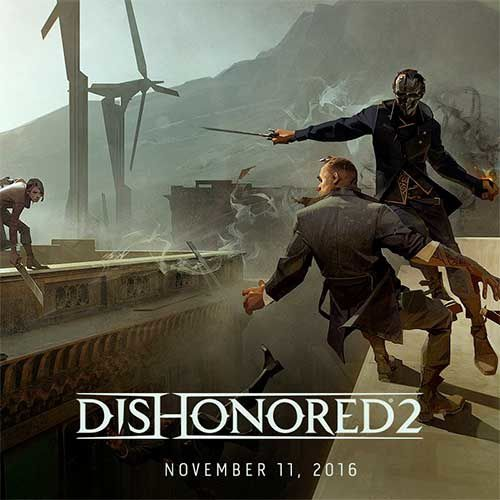 Jeux video: Nouvelle vidéo de Dishonored 2 : Corvo reprend du service ! + #Collector