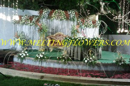 Florist In Bangalore, Wedding Reception Decoration: Wedding Mandap & Wedding
